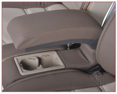 brusa seat arm rest closeup